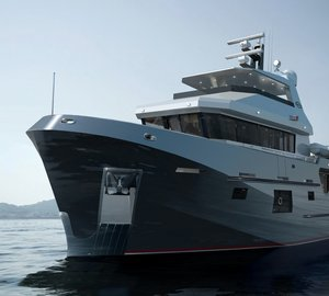 New motor yacht Bering 77 design unveiled by Bering Yachts