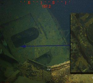 Live Underwater Tour of Musashi Battleship Wreckage found by Paul Allen's 126m motor yacht OCTOPUS