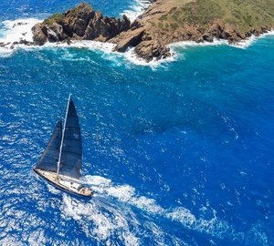 Loro Piana Caribbean Superyacht Regatta and Rendezvous 2015 provides three days of exhilarating racing