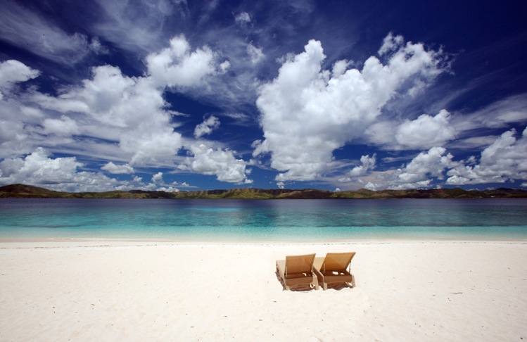 Palawan Beach - Image credit Philippines Tourism Board