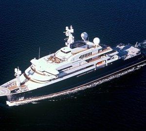 Paul Allen's 126m motor yacht OCTOPUS finds sunken Japanese WWII Battleship Musashi