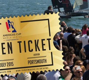 Tickets for America's Cup World Series in Portsmouth now available