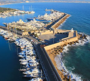 Antibes Celebrates Yachting, April 24 – 25, 2015