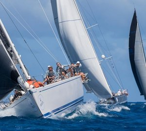 Rolex Swan Cup Caribbean 2015: Day 2