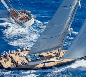 Perfect start for 2015 Rolex Swan Cup Caribbean