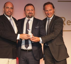 The World of Yacht Recognition Award 2015 for ART MARINE