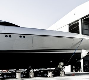 Launch of 77m mega yacht SILVER FAST announced by SILVER YACHTS
