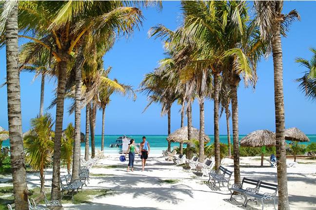 Cuba - Beaches - Image credit to Cuba Tourist Board