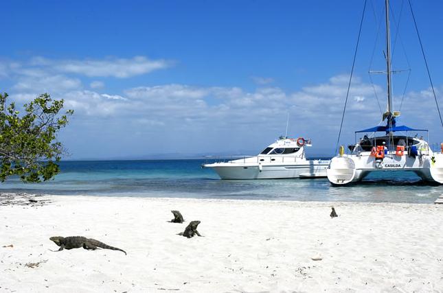 Cuba - Image credit to Cuba Tourist Board - Yachting