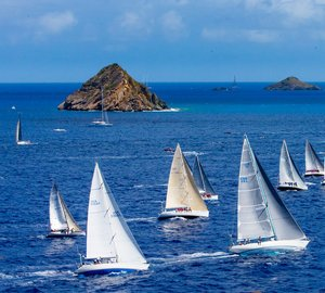 Les Voiles de St. Barth 2015 Wrap Up