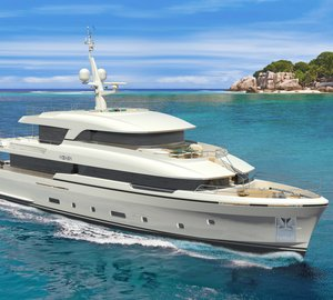 First MARTINIQUE Yacht taking shape at Moonen Shipyards