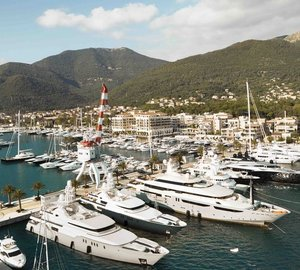 Inaugural MYBA Pop-Up Superyacht Show to be hosted by five-star Porto Montenegro in September 2015