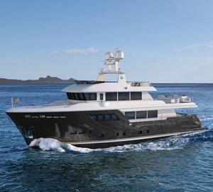 CdM recognized as leader in explorer yacht market