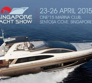 Ferretti Group attending Singapore Yacht Show with Four Luxury Yachts on display