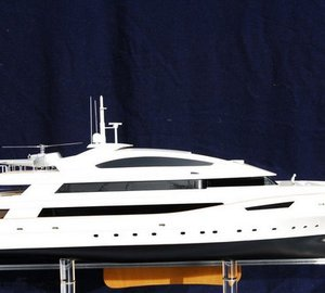 New 50m motor yacht BEATRIX launched by Cantieri Navali Termoli