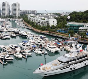 The best ever Singapore Yacht Show comes to an end
