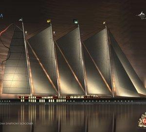 The Next Generation of Massive Sailing Yachts