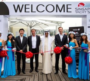 Singapore Yacht Show 2015 Day 1