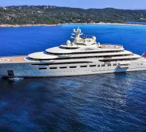 Video of new 150m+ Lurssen motor yacht OMAR