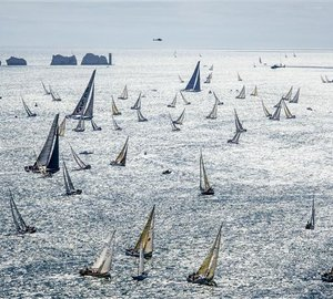 Rolex Fastnet Race 2015 to host a record-sized fleet of yachts