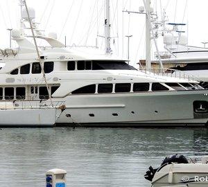 Beautiful 37m Motor Yacht RIVA by BENETTI
