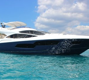 Completion and Delivery of Brand New Sunseeker 80 Sport Yacht