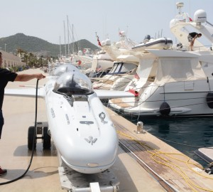 Flying under water in Turkey - New Adventure for your Superyacht Charter Vacation?