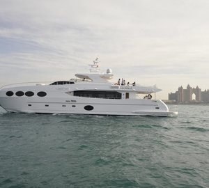 Growing Popularity of Superyacht Charter in Dubai