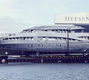 Sale of Striking 50m Heesen Superyacht AKOYA