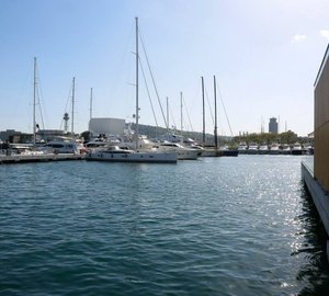 Inaugural Barcelona Yacht Rendezvous a Huge Success