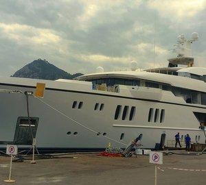 New Sunrise 63 Superyacht IRIMARI with 'Unique' Architectural Features