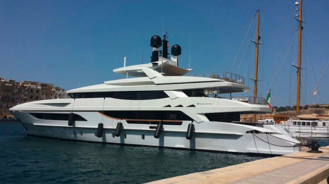 New 46m Superyacht MISTER T by Baglietto