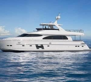 Launch of highly innovative Horizon E78 Yacht