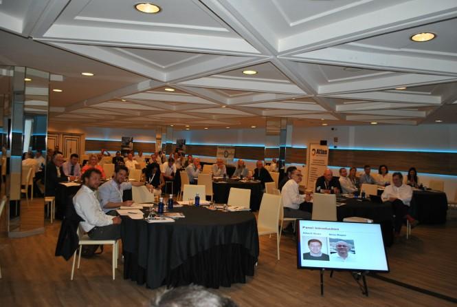 Quaynote Superyacht Conferences 2015 Delegates