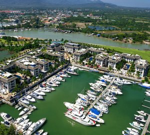 Thailand Yacht Charter: A special superyacht charter license