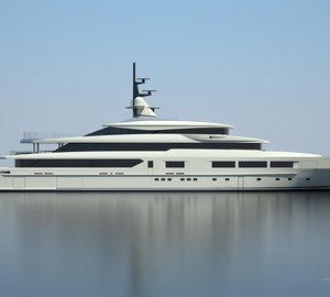 Delivery of New Tankoa S693 Superyacht scheduled for late July 2015