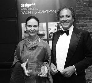 Prestigious IY&A Award 2015 for VSY Mega Yacht STELLA MARIS