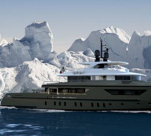 First Sanlorenzo Explorer Yacht 460Exp to make world debut at Monaco Yacht Show 2015