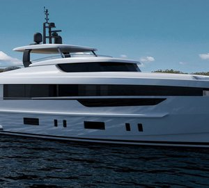 All-new Superyacht Mulder 2800 RPH – Full Beam concept