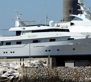Gorgeous 43m Feadship Motor Yacht BRANZINO