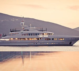 Beautiful LADY PETRA and STELLA FIERA Yachts to attend Superyacht Rendezvous Montenegro