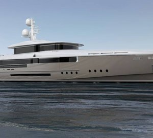 Striking 50m Explorer Yacht ENDURANCE 50 designed by Team For Design – by Enrico Gobbi