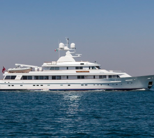 Outstanding 50m FEADSHIP Motor Yacht ENDLESS SUMMER to be fitted with AntiRoll system by DMS Holland