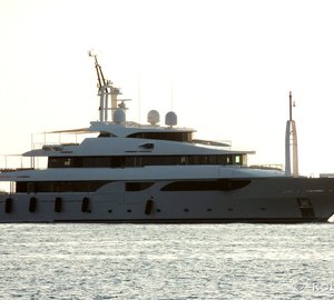 Striking 53m Rossi Navi Motor Yacht SYNA (ex South)