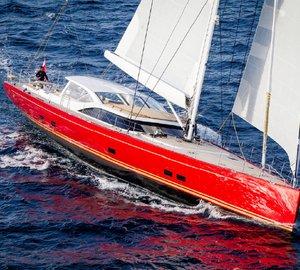 Timeless and Elegant Baltic 116 Superyacht DORYAN