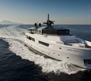 New Arcadia 115 Motor Yacht Hull #4 Sold