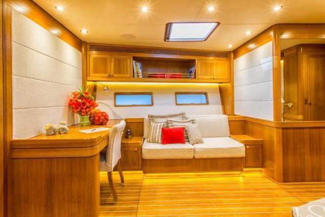 Luxury yacht DORYAN - Interior