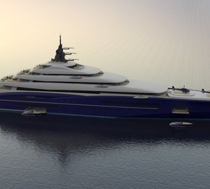 Christopher Seymour on his huge 200M DOUBLE CENTURY yacht design