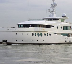 AMELS announces delivery of eye-catching 60m Super Yacht MADAME KATE
