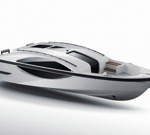 Delivery of new unique Limousine Tender to 68m Lurssen Mega Yacht GLOBAL (ex Kismet)